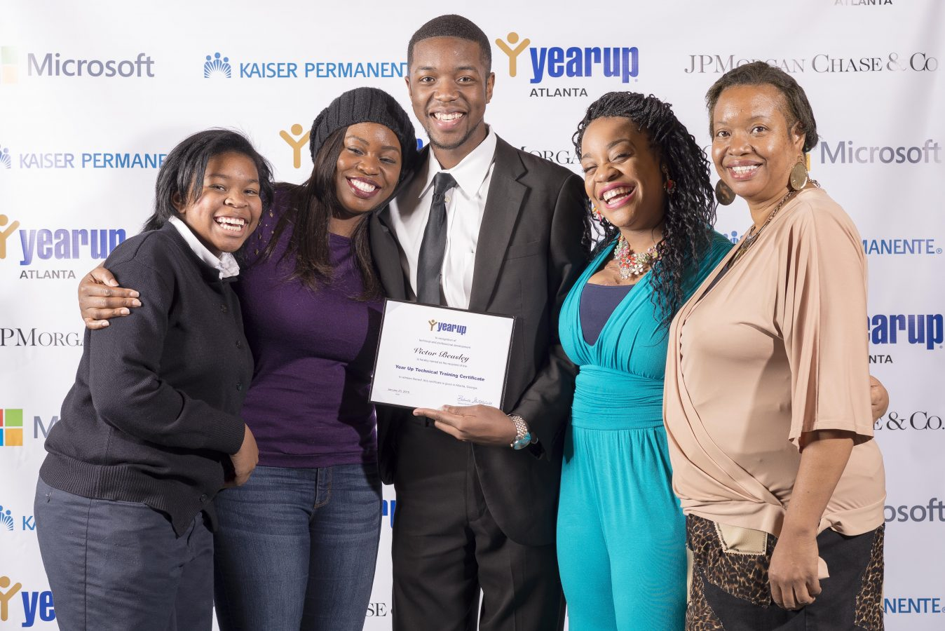 YearUp-Atlanta-Candid-Event-Photography