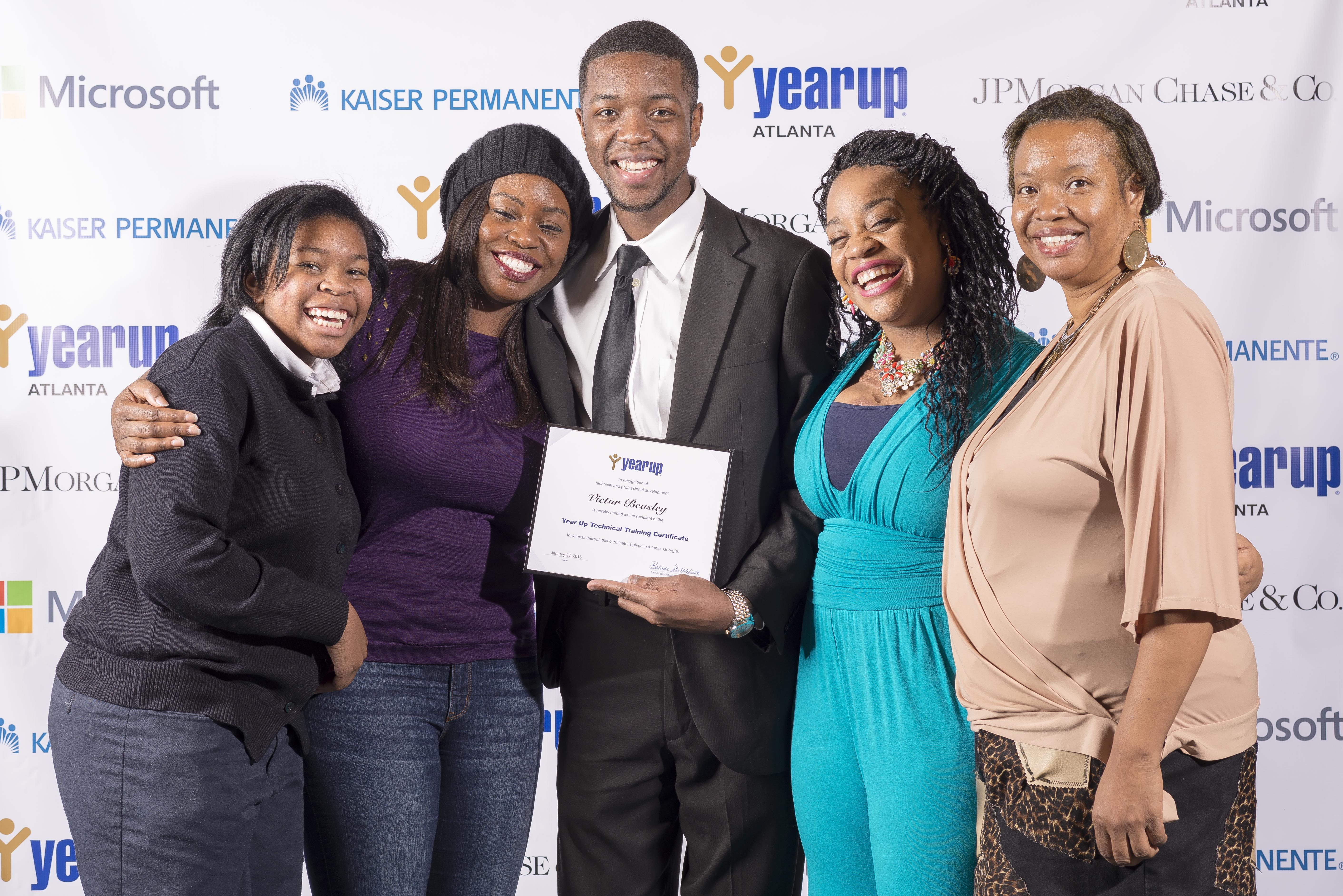 YearUp Atlanta, Candid Event Photography