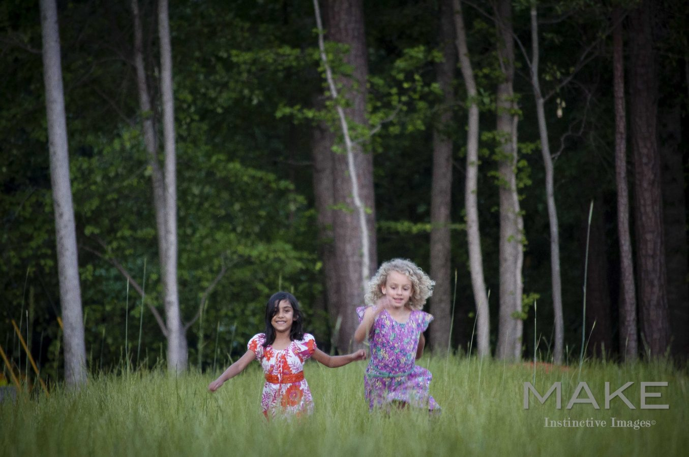 Two Young Friends Portrait-5