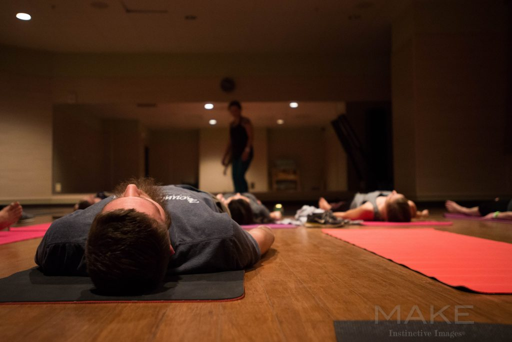 Yoga Studio Photography Altanta Georgia