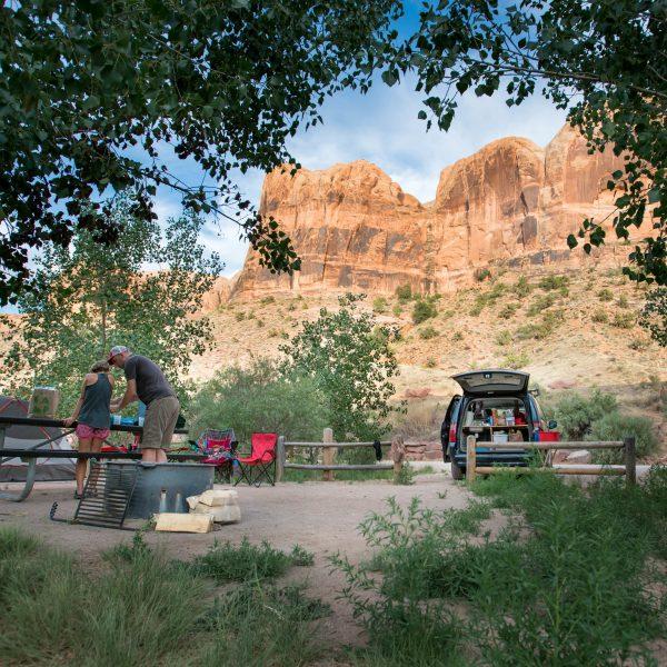 Moab Utah -- A Family Adventure